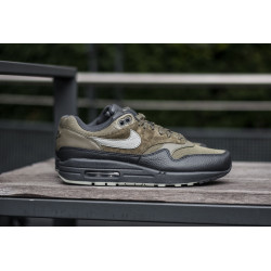 "NIKE : AIR MAX 1 PREMIUM ""DARK STUCCO"""