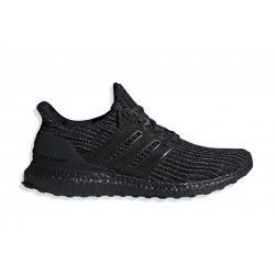 "ADIDAS : ULTRABOOST 4.0 ""TRIPLE BLACK"""