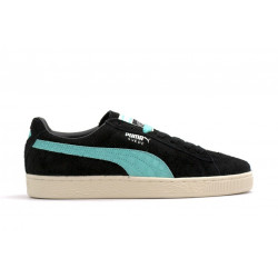 "PUMA X DIAMOND : SUEDE CLASSIC ""BLACK DIAMOND"""