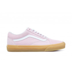 VANS : OLD SKOOL DOUBLE LIGHT GUM