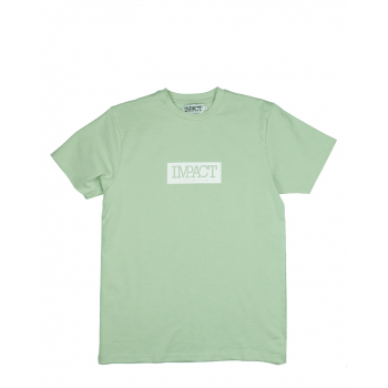 "IMPACT TEE ""GREEN LILY"""
