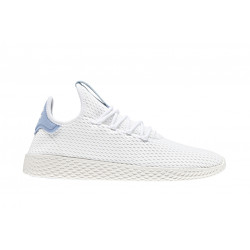 "ADIDAS X PHARRELL : TENNIS HU ""WHITE/LIGHT BLUE"""