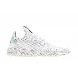 "ADIDAS X PHARRELL : TENNIS HU ""WHITE/MINT"""