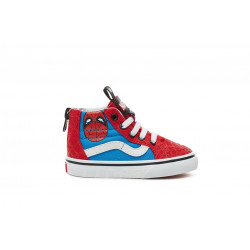 VANS X MARVEL : TODDLER SK8-HI ZIP