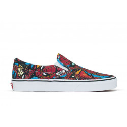 "VANS X MARVEL : CLASSIC SLIP-ON ""SPIDERMAN"""