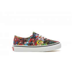 VANS X MARVEL : KIDS AUTHENTIC