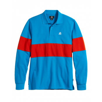 CONVERSE X GOLF LE FLEUR : LONG SLEEVE POLO
