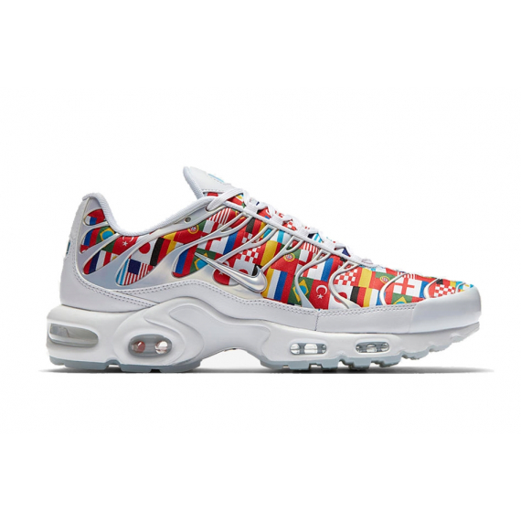 Chaussures Nike Air Max Plus NIC Multicolor AO5117 100