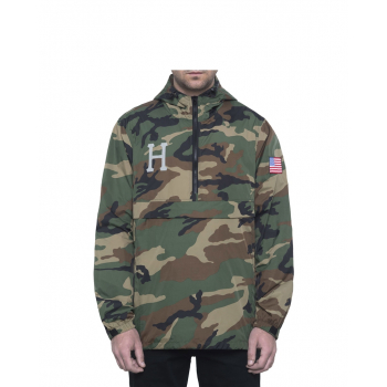 HUF : FOURTH ANORAK JACKET