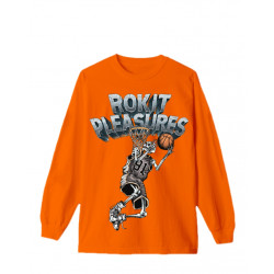 PLEASURES LAY UP LONG SLEEVE