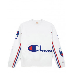 CHAMPION : REVERSE WEAVE PEACHED CREWNECK