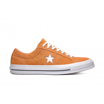 CONVERSE : ONE STAR VINTAGE SUEDE LOW TOP
