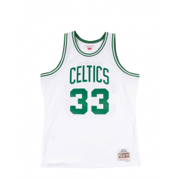 MITCHELL & NESS : BIRD CELTICS 1985-86 SWINGMAN JERSEY