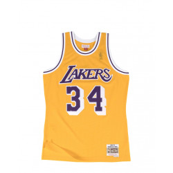 MITCHELL & NESS : O'NEAL LAKERS 1996-97 SWINGMAN JERSEY