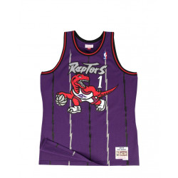 MITCHELL & NESS McGRADY RAPTORS 1998-99 SWINGMAN JERSEY