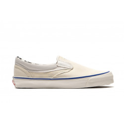 VANS : OG CLASSIC SLIP-ON LX (INSIDE OUT)