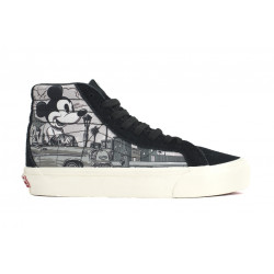 VANS VAULT X DISNEY : OG SK8-HI LX CARTOON