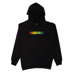 PLEASURES SPECTRUM HOODY