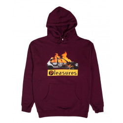 PLEASURES CRASH HOODY