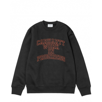 CARHARTT W.I.P : W.I.P DIVISION EMBROIDERY SWEATSHIRT