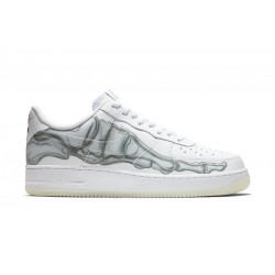 NIKE : AIR FORCE 1 '07 LOW SKELETON QS