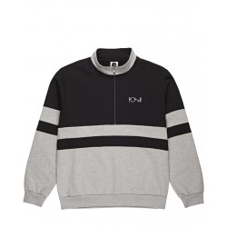POLAR : BLOCK ZIP SWEATSHIRt