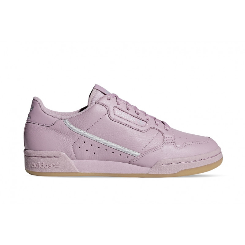 adidas continental 80 femme violet