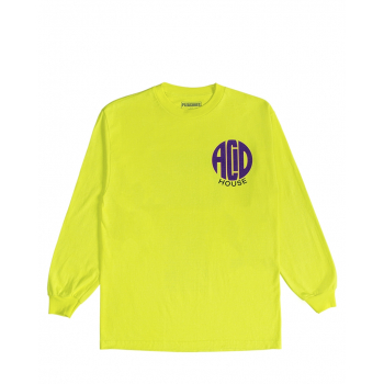 PLEASURES : ACID HOUSE LONG SLEEVE