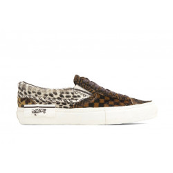 VANS VAULT : SLIP-ON CAP LX PONY