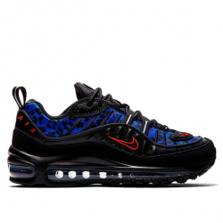 "NIKE : W AIR MAX 98 ""BLACK LEOPARD"""
