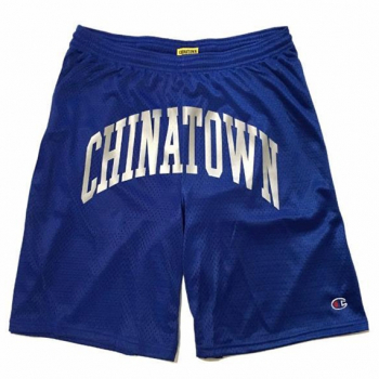 CHINATOWN MARKET : SHOOTER MESH SHORT