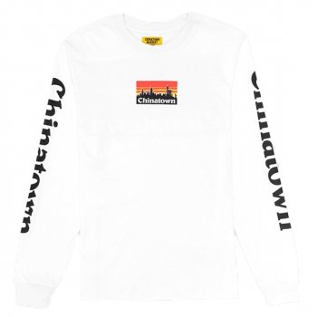 CHINATOWN MARKET : CTM SMU LONG SLEEVE TEE