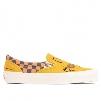 "VANS X RALPH STEADMAN : OG CLASSIC SLIP-ON LX ""GONZOVATIONIST"""