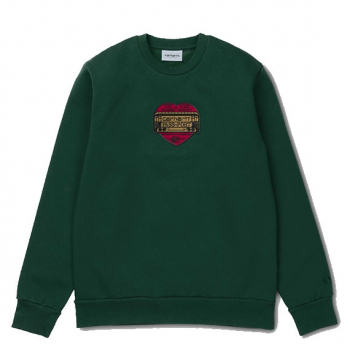 CARHARTT WIP X PASSPORT : THANK YOU SWEATSHIRT