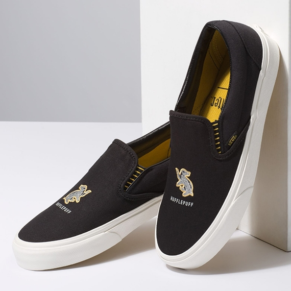 VANS X HARRY POTTER : SLIP ON HUFFLEPUFF