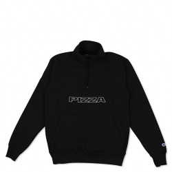 PIZZA SKATEBOARDS X CHAMPION : LOGO SWEAT