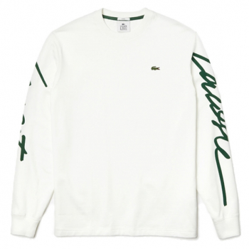 LACOSTE LIVE : LS TEE SHIRT