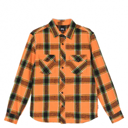 STÜSSY : ACE PLAID SHIRT