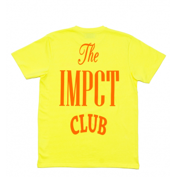"IMPACT : CLUB TEE ""LEMON"""