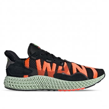 "ADIDAS : ZX 4000 4D ""I WANT I CAN"""