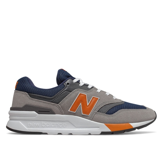 997h new balance homme orange