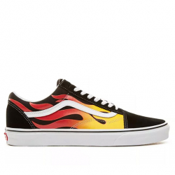 VANS : OLD SKOOL FLAMES