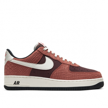 NIKE : AIR FORCE 1 PRM LOW SNAKESKIN
