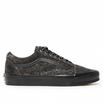 VANS : VAULT X JIM GOLDBERG OLD SKOOL LX