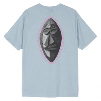STÜSSY : TRIBAL MASK TEE