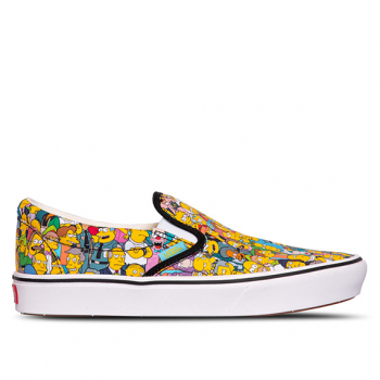 VANS X THE SIMPSONS : SLIP-ON CONFYCUSH