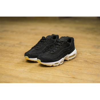 "NIKE : AIR MAX 95 PRM ""BLACK MUSLIN"""