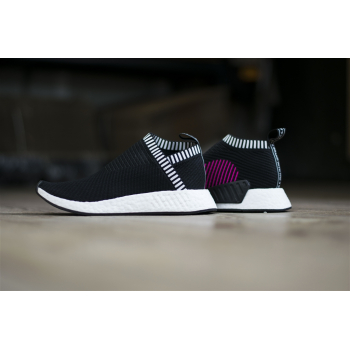 "ADIDAS : NMD_CS2 PK ""CORE BLACK"""