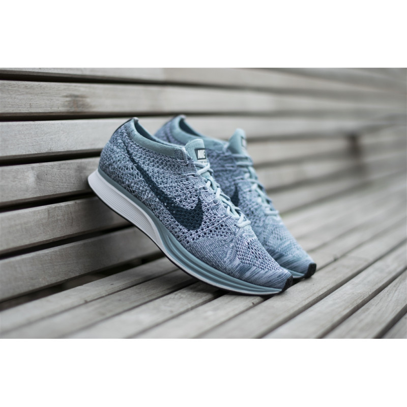 low priced 0abee d9780 NIKE  FLYKNIT RACER MACARON PACK