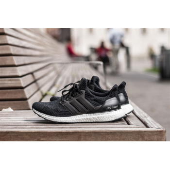 "ADIDAS : ULTRABOOST 3.0 ""CORE BLACK"""